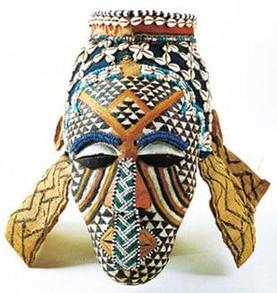 Arta africana - sculptură, decoraţiuni şi măşti africane 4