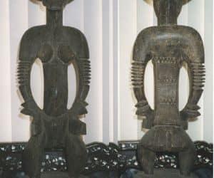 Arta africana - sculptură, decoraţiuni şi măşti africane 1