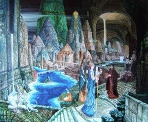 Agartha - orasul subteran