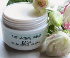 crema naturala pentru maini