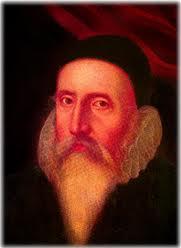 Matematicianul şi geograful britanic John Dee 1