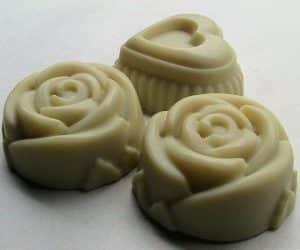 forme de sapun natural