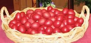 Legende despre ouăle roşii 1