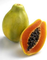 Fructul de papaya sursa naturala de vitamina C 1