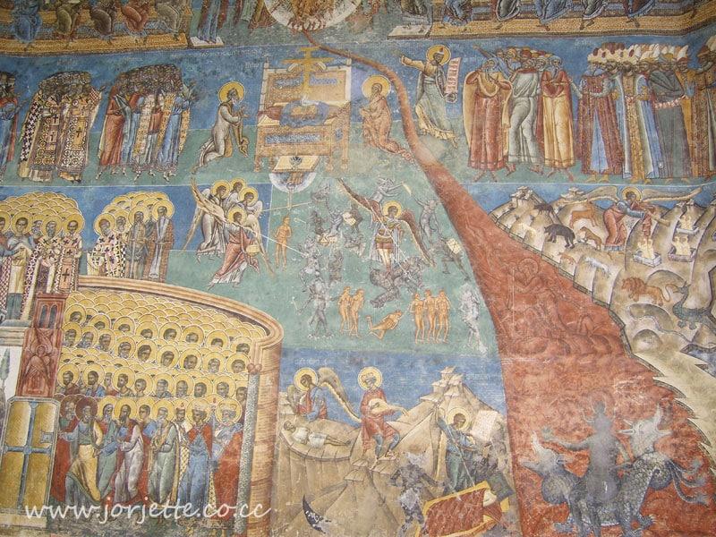 pictura-exterioara-manastirea-voronet