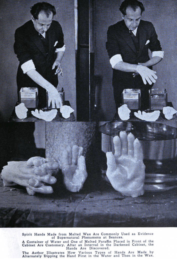 Joseph dunninger mulaje ectoplasmatice