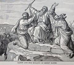 Aaron - fratele lui Moise 1