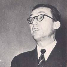 Georges Soules Abellio - om politic şi scriitor francez 1