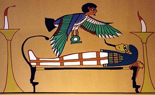 Clonarea şi reîncarnarea concepte ale egiptenilor antici
