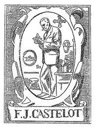 Francois Jollivet Castelot - alchimist francez 1