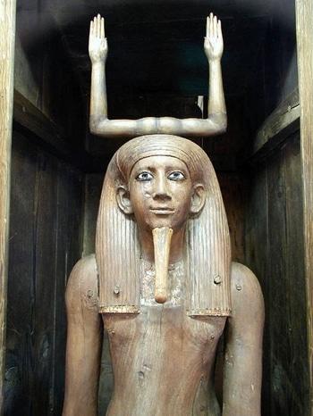 Clonarea şi reîncarnarea concepte ale egiptenilor antici 1