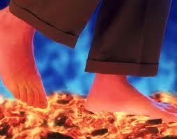Mersul prin foc 1