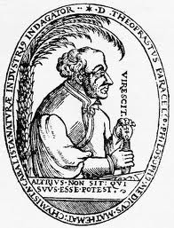 Paracelsus - medic şi filozof elveţian 1