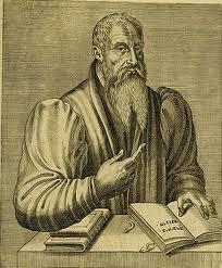 Guillaume Postel - umanist francez 1