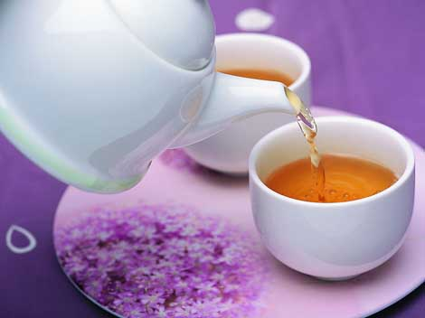 servire ceai