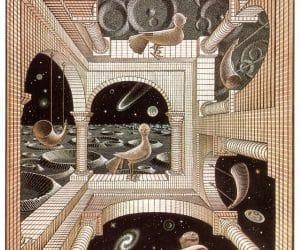 Galerie Iluzii optice - Alta lume