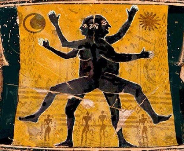 Androginul in mitologia lui platon