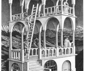 Galerie Iluzii optice - Belvedere