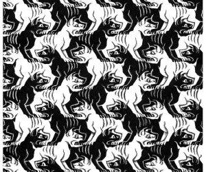 Galerie Iluzii optice - Bulldogul