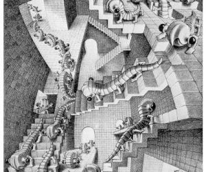 Galerie Iluzii optice - Casa groazei