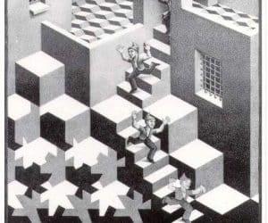 Galerie Iluzii optice - Ciclul