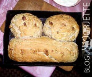 cum se prepara painea de casa
