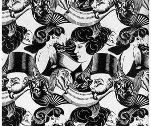 Galerie Iluzii optice - Opt capuri