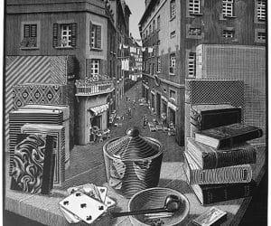 Galerie Iluzii optice - Stil, viata si strada