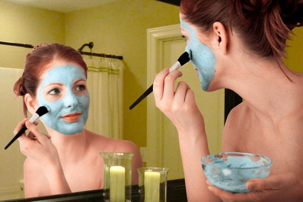 tratament cosmetic naturist - masca cosmetica homemade