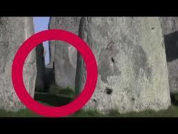 fantoma filmata la stonehenge-anglia