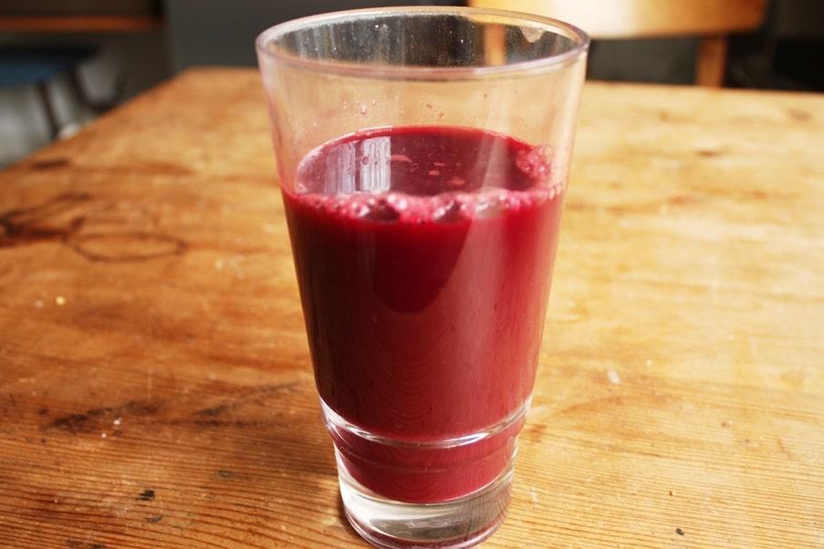 tratamentul minune pentru probleme hepatice - bors de sfecla rosie