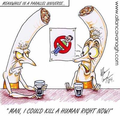 """Fumatul """"ajută"""" la progresul sclerozei multiple 1"""