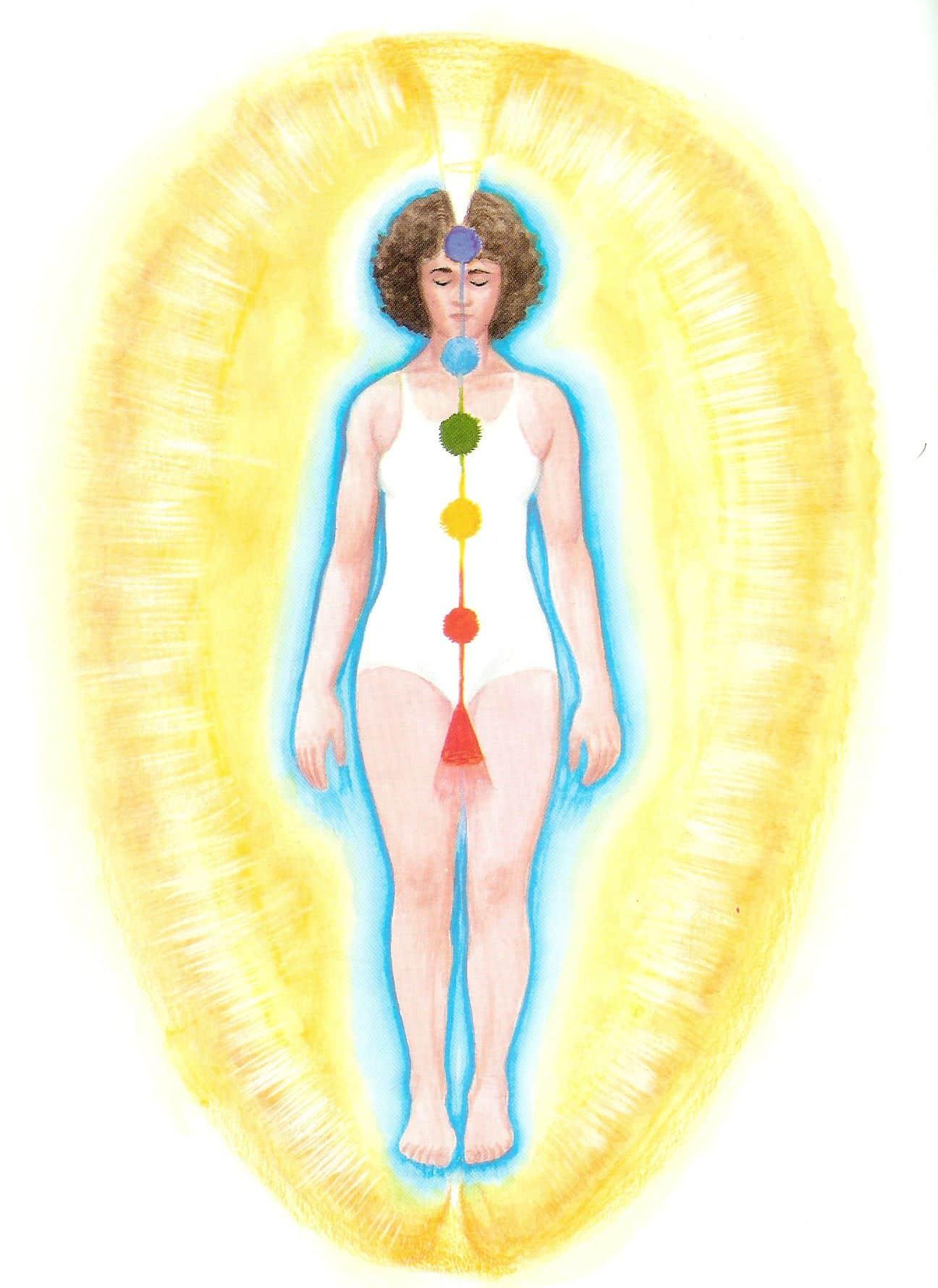 Imaginea thumbnail despre Corpul eteric este matricea energetică a corpului fizic