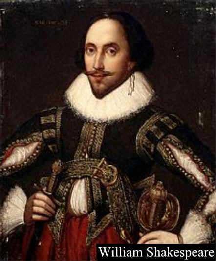 Cine nu a fost sau cine a fost  Shakespeare 2