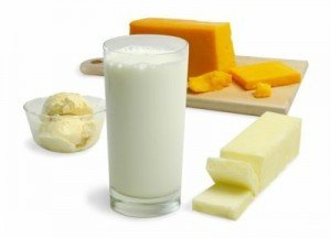 produse lactate pentru arsuri solare