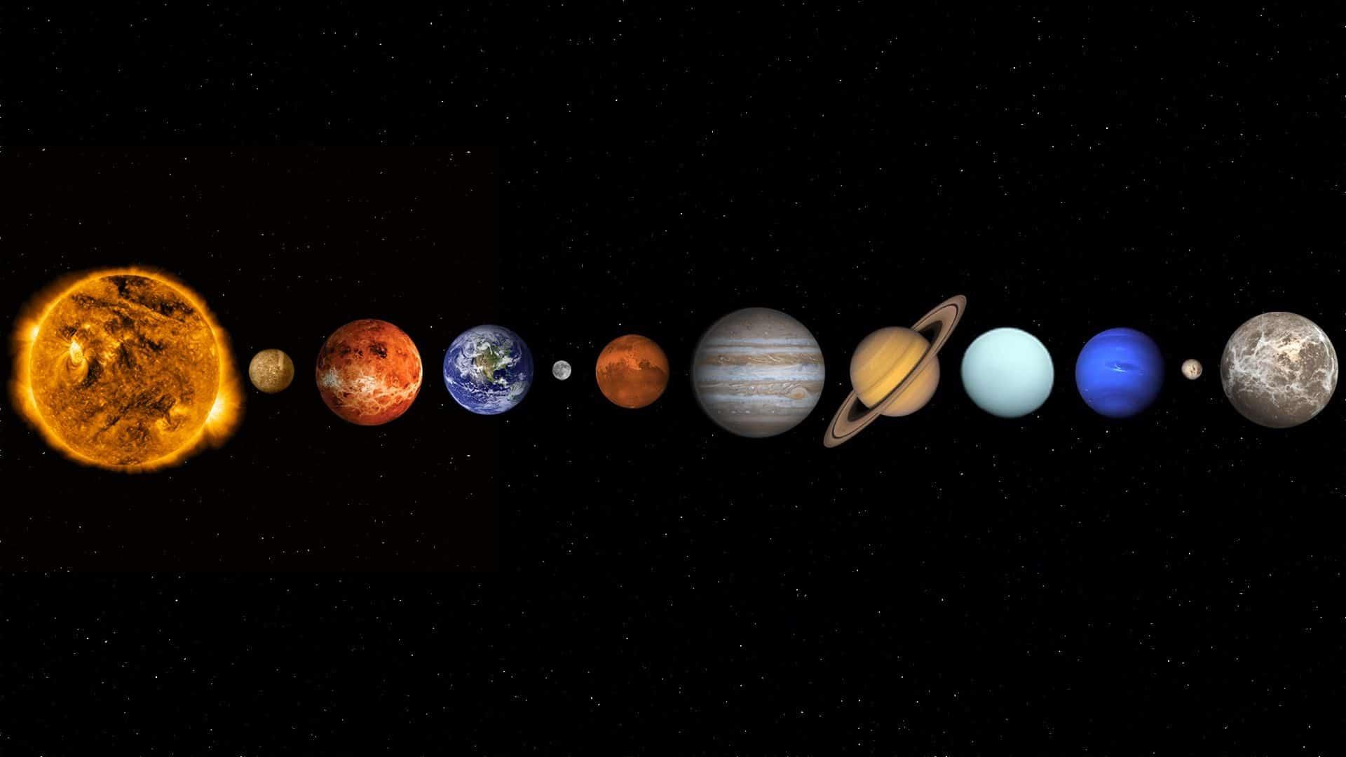 Sistemul nostru solar