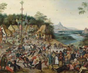 Brueghelcov epidemia dansului si isteria in masa