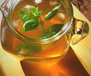 ceai de melisa