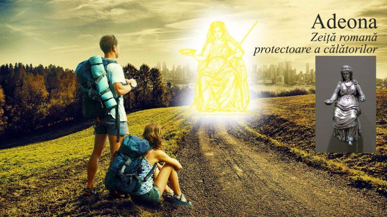 Adeona zeita protectoare a calatorilor