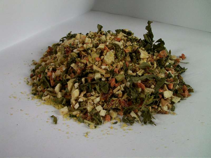 Amestec de legume uscate