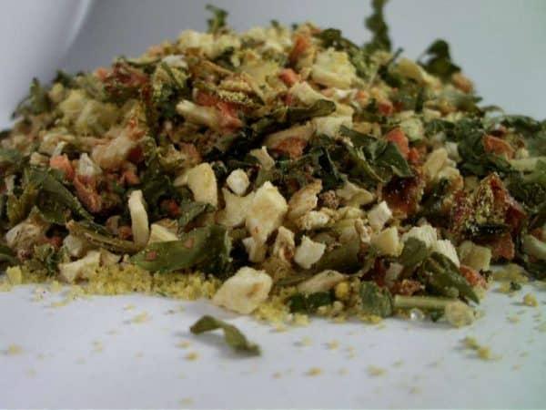 amestec de legume uscate vegeta natural de casa