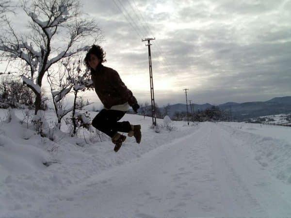 Fotografii de iarna - High!