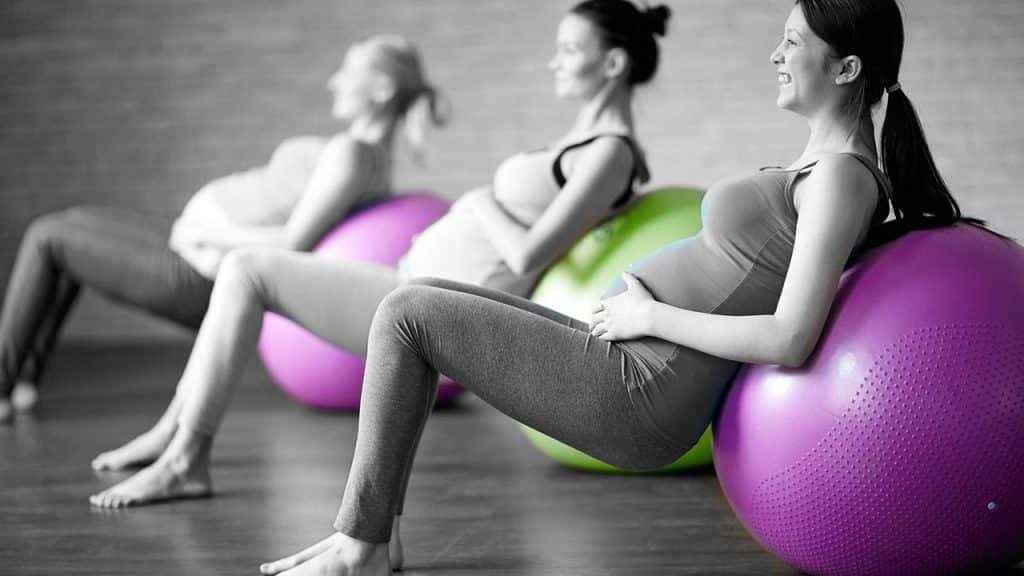 Exercitii fizice in timpul sarcinii
