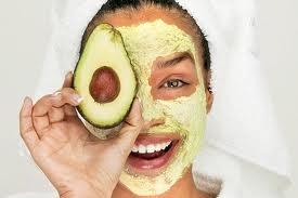masti pentru ten acneic cu avocado