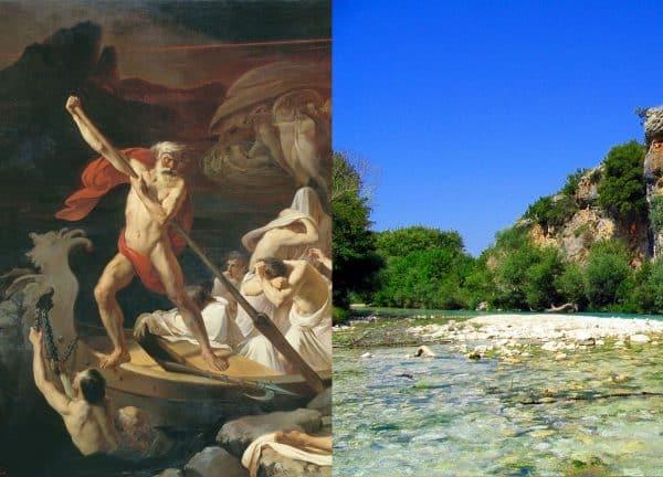 Raul Acheron din Grecia antica