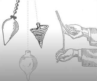 Imaginea thumbnail despre Radiestezia ramura rabdomantia (divinaţia cu ajutorul unui băţ)