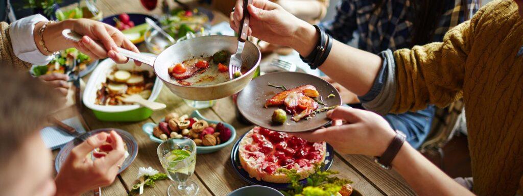 Secretele unei alimentatii sanatoase la 45 de ani