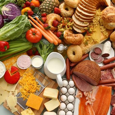 reguli pentru alimentatie echilibrata
