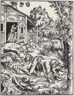 henri boguet - vanatorii de vrajitoare - oameni lupi varcolaci