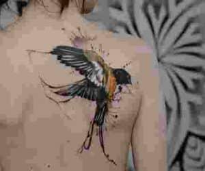 Tatuaj randunica